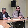 Commune nouvelle avec avranches et saint-martin-des-champs • réunions publiques d'information les 12 et 14 juin 2018