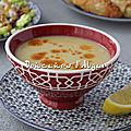 Mercimek çorbası - Soupe <b>turque</b> aux lentilles corail