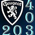 PEUGEOT LA MARQUE DU LION 1948/1960