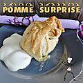 29ème porte du calendrier de l'après : thème pâtisserie surprise
