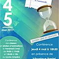 Salon des sciences 2017