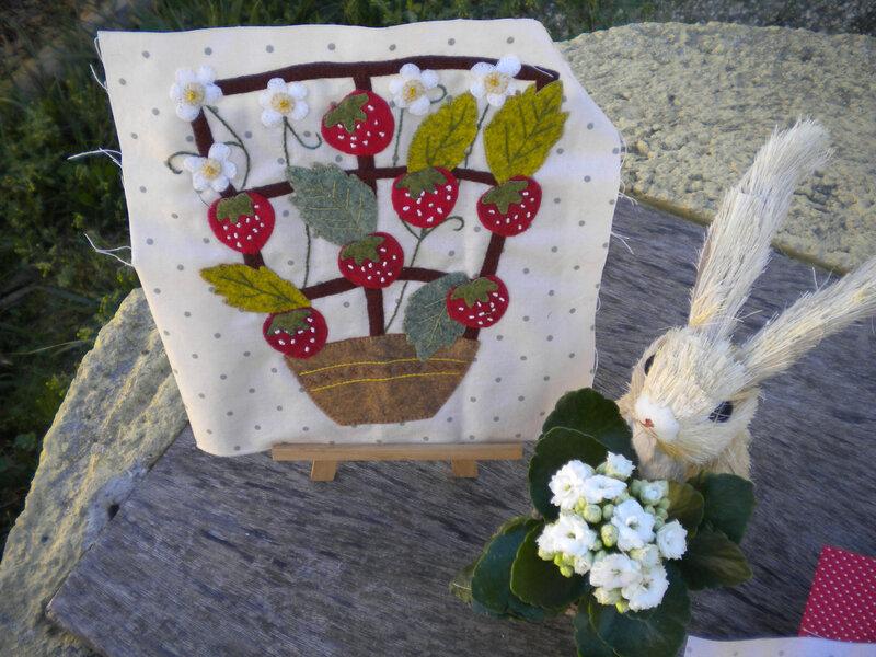 Strawberry trellis
