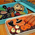 Lunchbox/bento #29 halloween