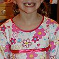 Vive le pilou: chemise de nuit enfant