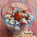 Salade alphabet
