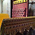 le trône