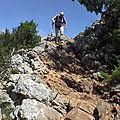 Montagne de Liausson 535m – <b>Cirque</b> de <b>Mourèze</b> 34800 Massif Central