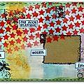 Challenge hdp - le mail art.