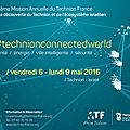 11ème édition de la Mission Annuelle du <b>Technion</b> <b>France</b> au <b>TECHNION</b>, Israel Institute of Technology, à Haïfa en Israël