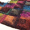 Crochet modulaire encours