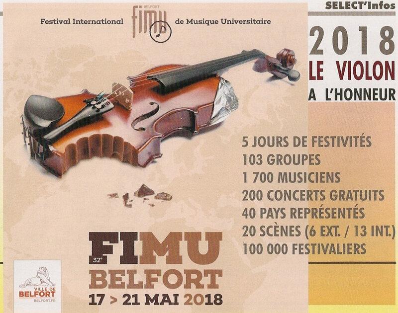 FIMU 2018 Encart