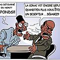 CONAC/ GARGA ET LES DEPENSES DE LA PRESIDENCE