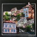 Colmar et ses jolies maisons colorées