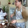 La recette du gong bao jiding (le poulet aux cacahouètes et aux piments) 宫保鸡丁