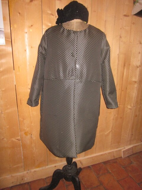 Noël approche : 3 nouveaux manteaux GISELE pour la boutique en ligne...