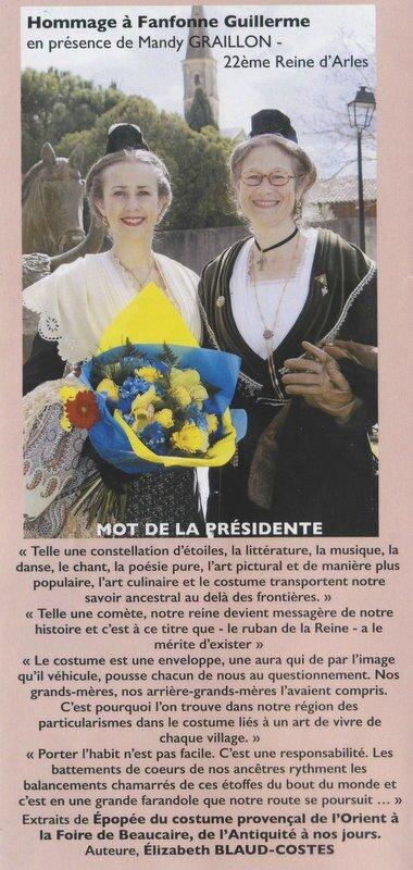 Association costumes provençaux