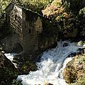 Navacelles - moulins de la foux
