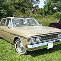 <b>AMC</b> Rambler 660 Classic 4door Sedan 1963
