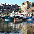 Honfleur, 150ème anniversaire de la fête des marins