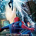 The amazing <b>Spider</b> Man : le destin d'un héros