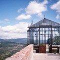 Rennes le Château la verrière