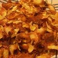 Chips de panais et biscuits fenouil. comment se nourrir les doigts?*