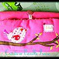 tapis à langer nomade Lola 3