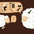 Rasta mouton