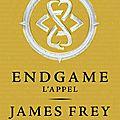<b>Endgame</b>, tome 1: l'appel