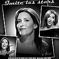Sandrine alexi imite les stars