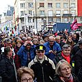 71 s - Retraités Amiens 15 mars 2018