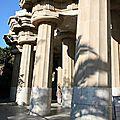 Barcelone, Park Güell_5244