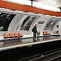 Affiche expo photo 'Circulation(s)', Métro_0858