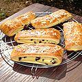 Brioche suisse (recette de christophe felder)