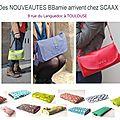 Toutes ces nouveautés sont désormais en boutique chez <b>SCAAX</b> aToulouse !!!!!!