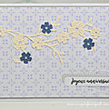 Cartes de janvier forum little scrap