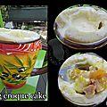 Mug-croque cake, pour madame!