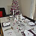 Deco de table st sylvestre 2011