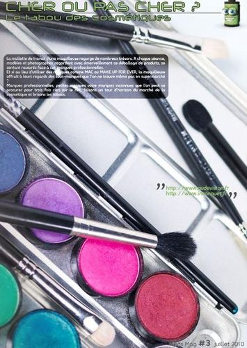 mods mag n°3, juillet 2010