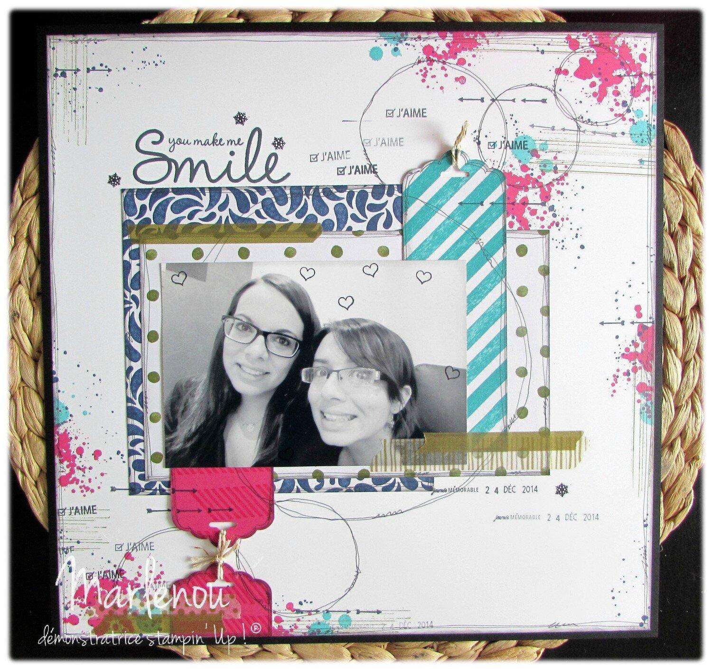 Page - You Make Me Smile