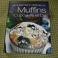 Muffins pomme et cannelle