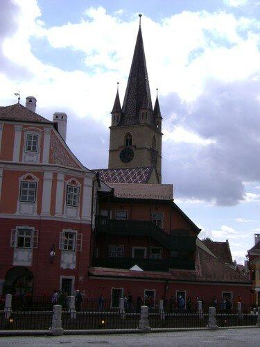 Roumanie, Sibiu