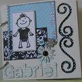 Mini album gabriel