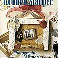 Magazines américains <b>rubber</b> <b>stamper</b>