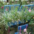 Des bancs de l'école au jardin de Chaumont-sur-Loire