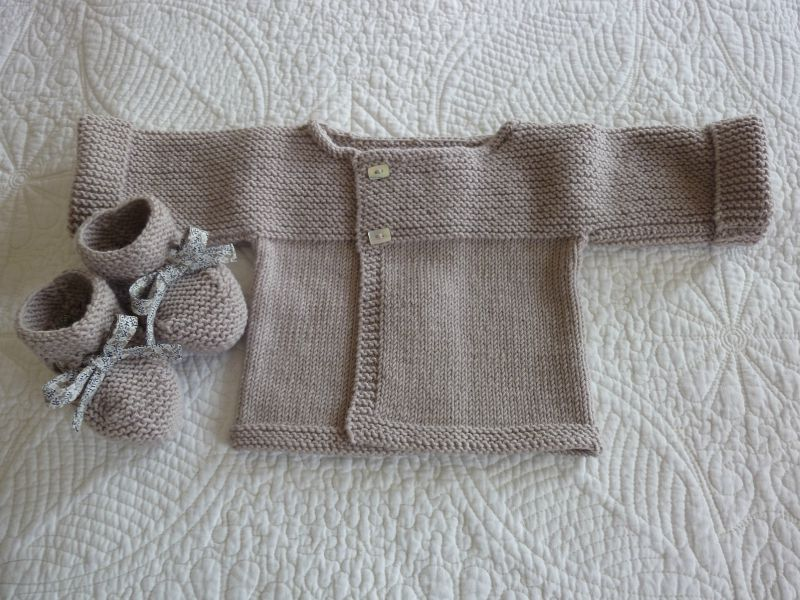 tricot layette