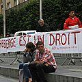 Hs- mobilisation pour l'hébergement d'urgence à Amiens