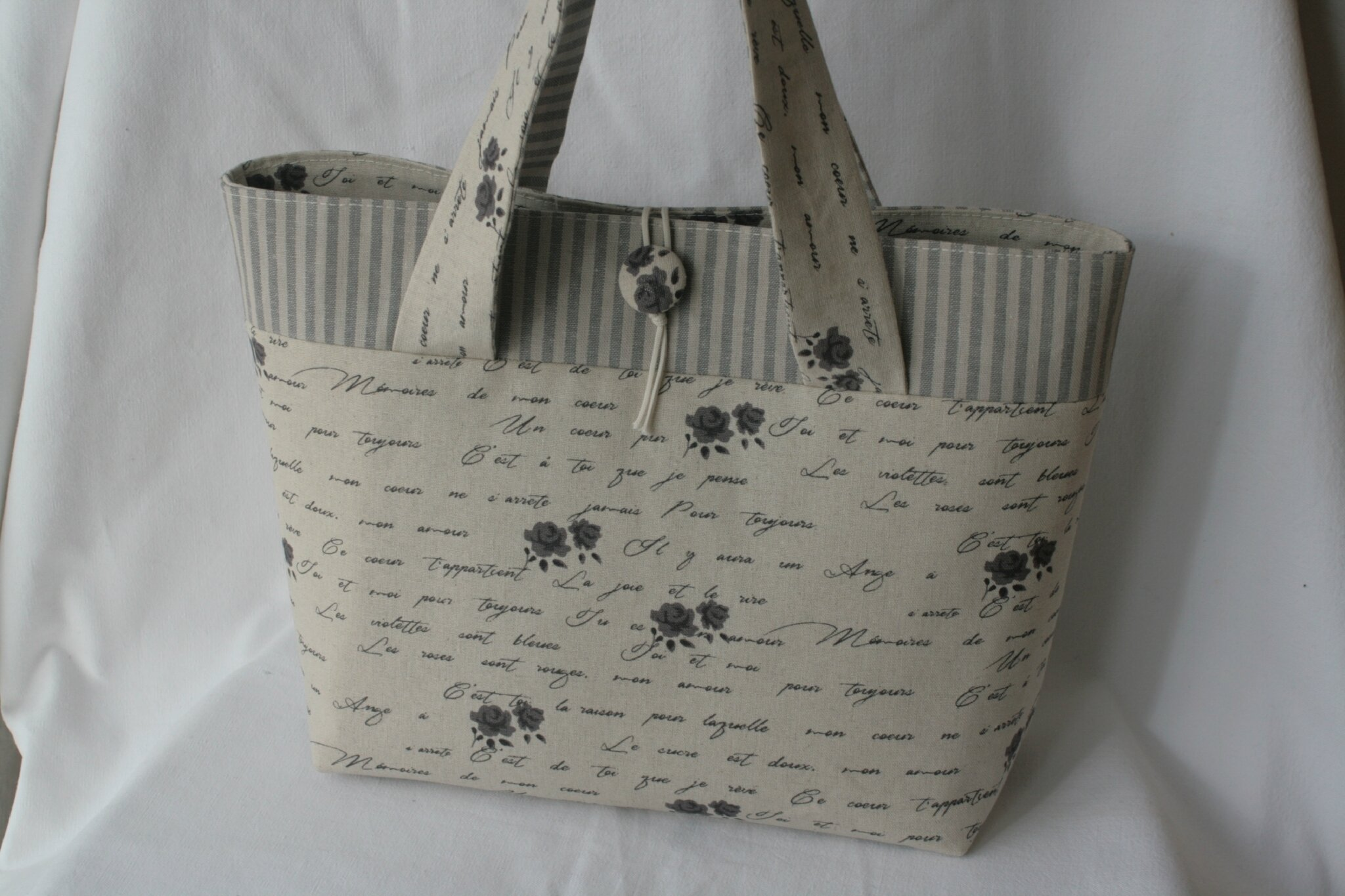 Fiche couture : le sac NOEMIE