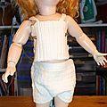 Une petite poupée armand marseille 390 m