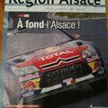 #rallye de france: ultimatum de la #ffsa à l' #alsace